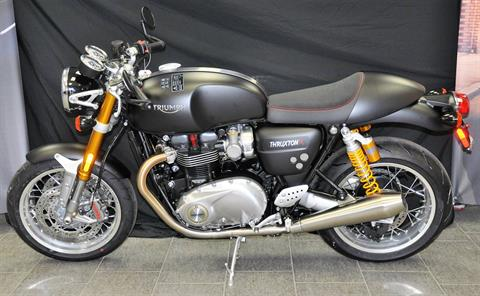 2017 Triumph THRUXTON R 1200 in Katy, Texas