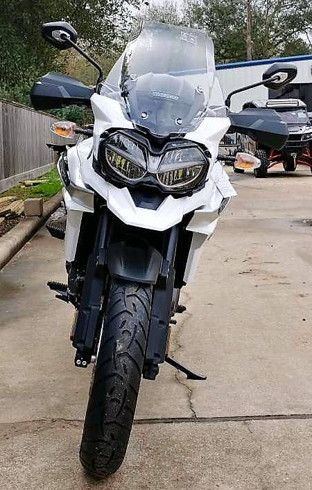 2019 Triumph Tiger 1200 XRx Low in Katy, Texas - Photo 8