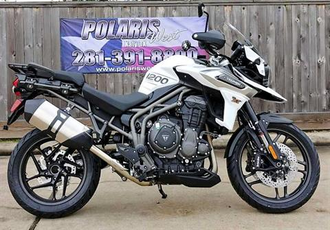 2019 Triumph Tiger 1200 XRx Low in Katy, Texas - Photo 1
