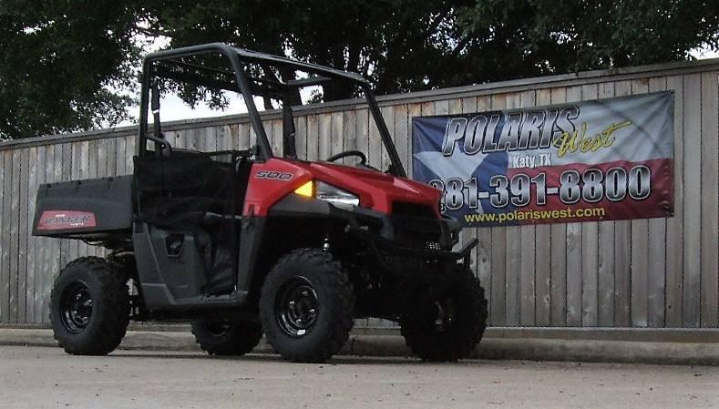 2017 Polaris Ranger 500 4