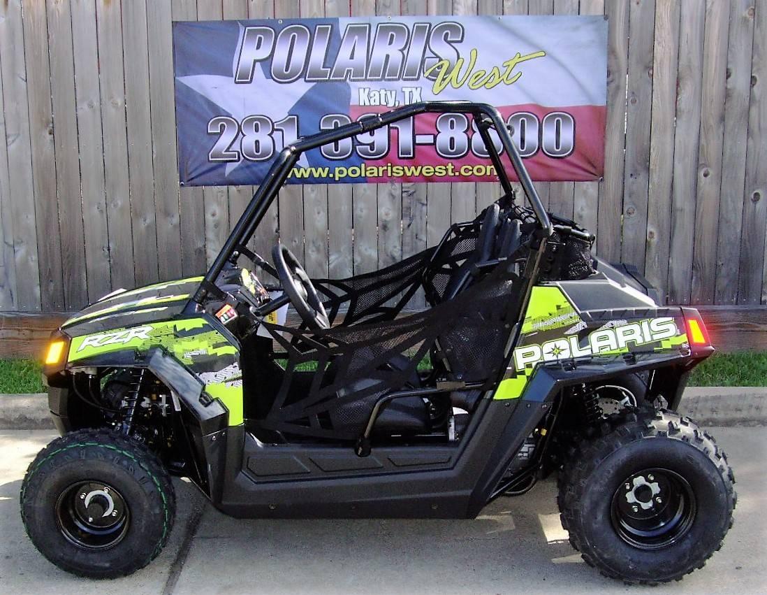 2018 Polaris RZR 170 EFI 1
