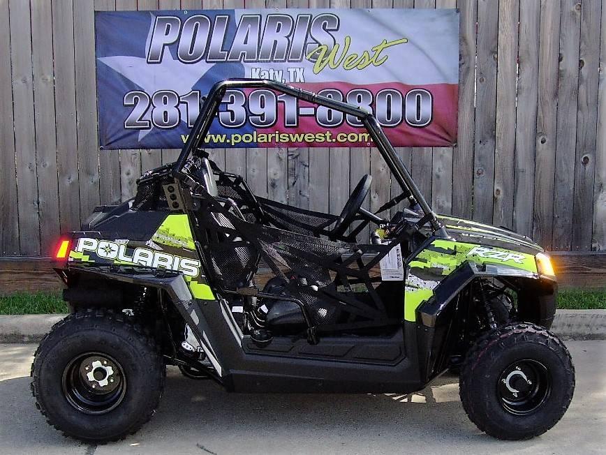 2018 Polaris RZR 170 EFI 6