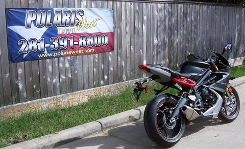 2017 Triumph Daytona 675 R ABS in Katy, Texas