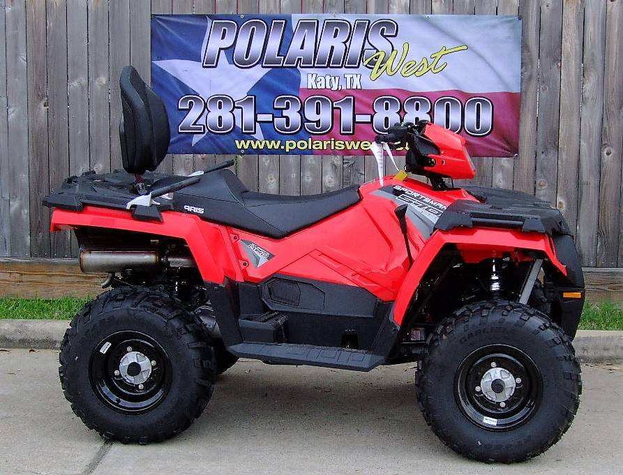 2019 Polaris Sportsman Touring 570 in Katy, Texas - Photo 3