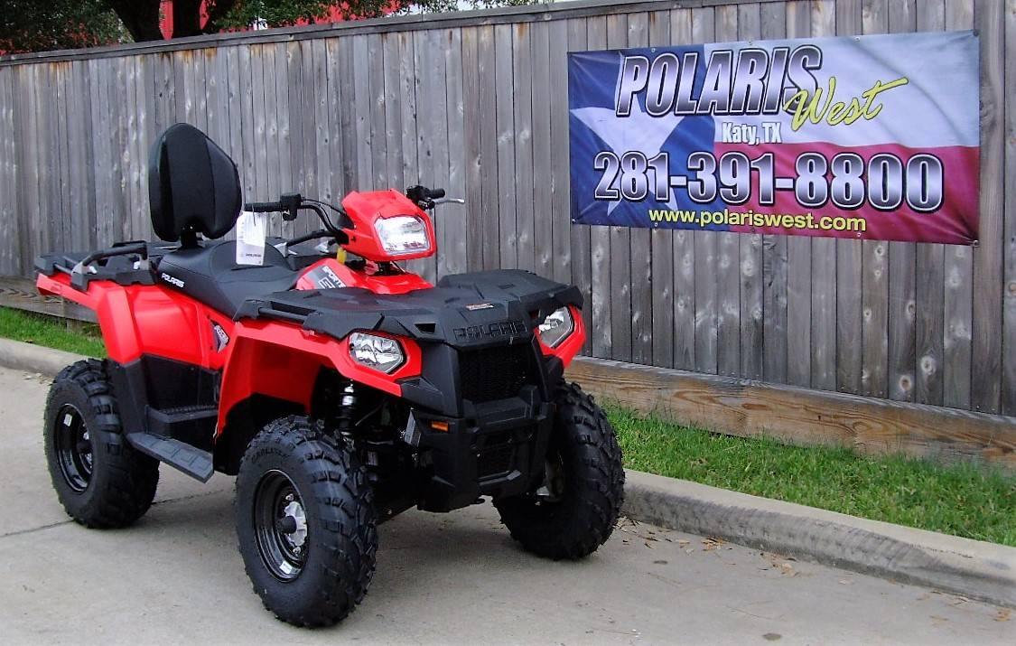 2019 Polaris Sportsman Touring 570 in Katy, Texas - Photo 4