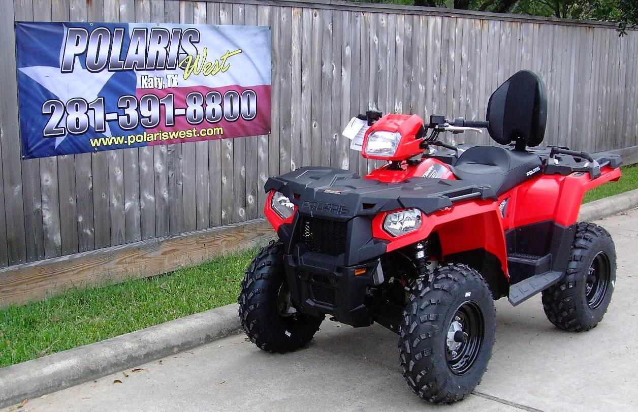 2019 Polaris Sportsman Touring 570 in Katy, Texas - Photo 5