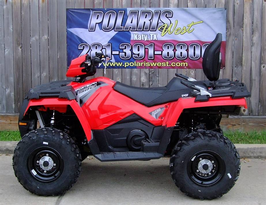 2019 Polaris Sportsman Touring 570 in Katy, Texas - Photo 1