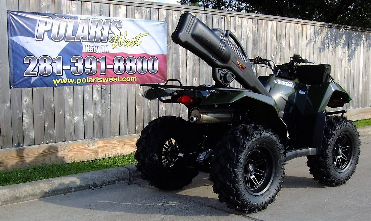 2017 Suzuki KingQuad 400ASi in Katy, Texas