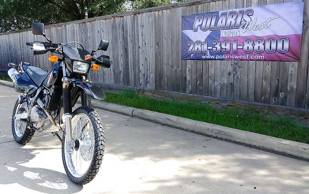 2019 Suzuki DR650S in Katy, Texas - Photo 2