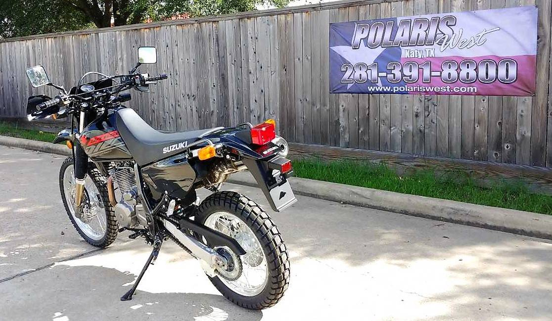 2019 Suzuki DR650S in Katy, Texas - Photo 5
