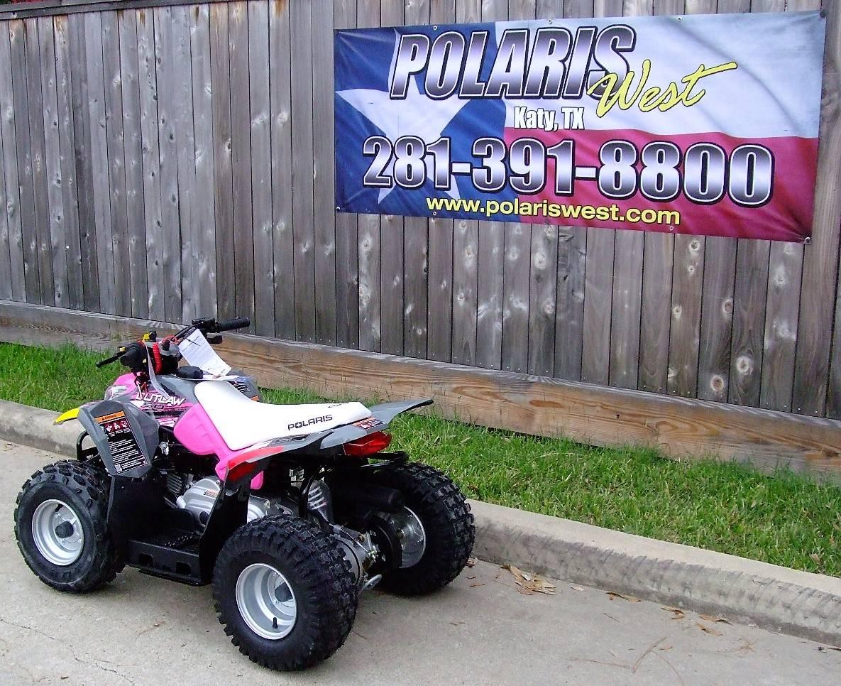 2018 Polaris Outlaw 50 6