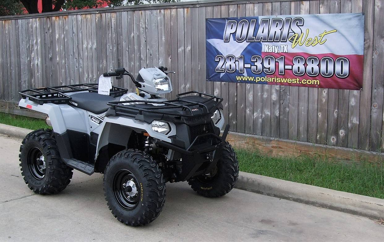 2019 Polaris Sportsman 570 EPS Utility Edition in Katy, Texas - Photo 4