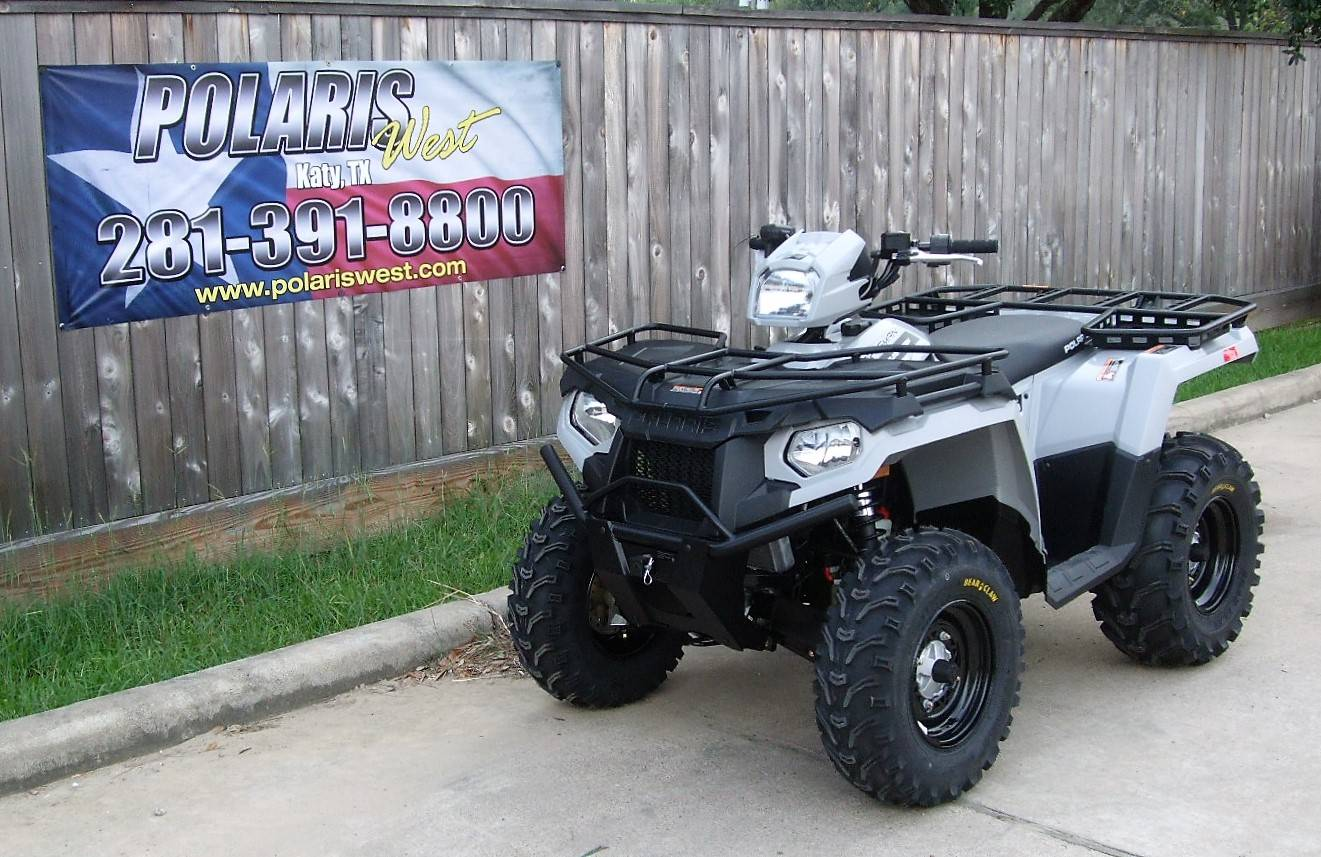 2019 Polaris Sportsman 570 EPS Utility Edition in Katy, Texas - Photo 5