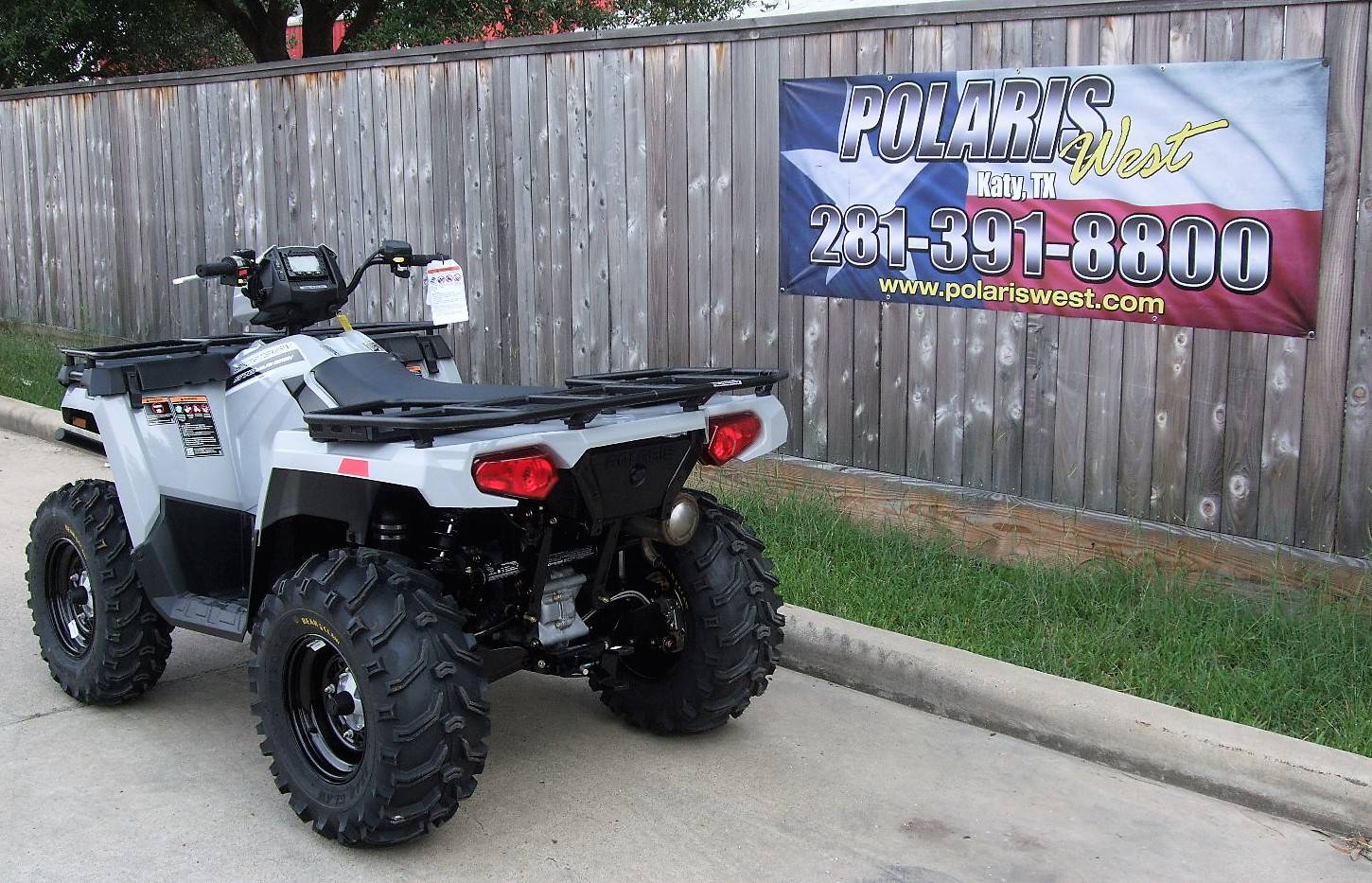 2019 Polaris Sportsman 570 EPS Utility Edition in Katy, Texas - Photo 6