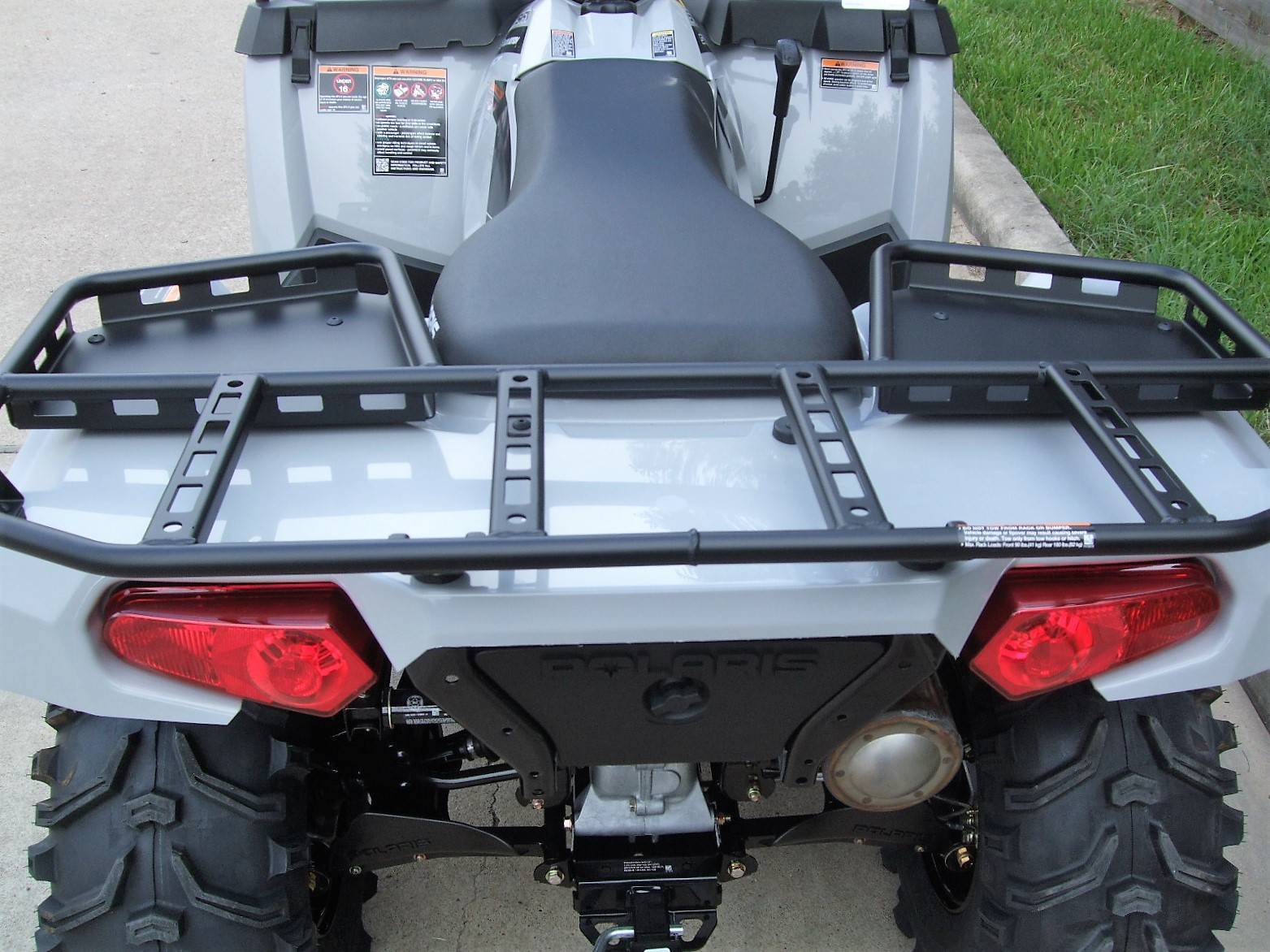 2019 Polaris Sportsman 570 EPS Utility Edition in Katy, Texas - Photo 8