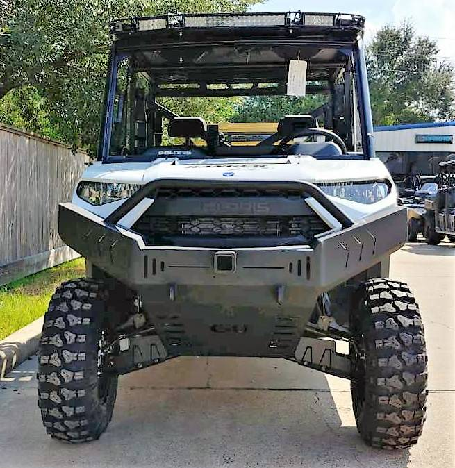2019 Polaris Ranger Crew XP 1000 EPS Premium in Katy, Texas - Photo 7