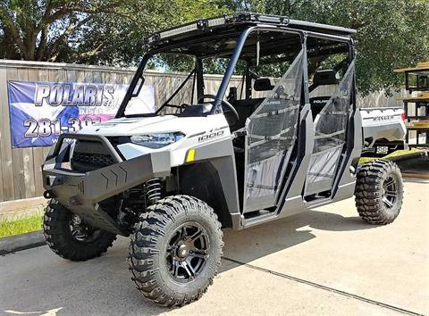 2019 Polaris Ranger Crew XP 1000 EPS Premium in Katy, Texas - Photo 1