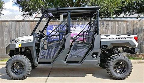 2019 Polaris Ranger Crew XP 1000 EPS Premium in Katy, Texas - Photo 3