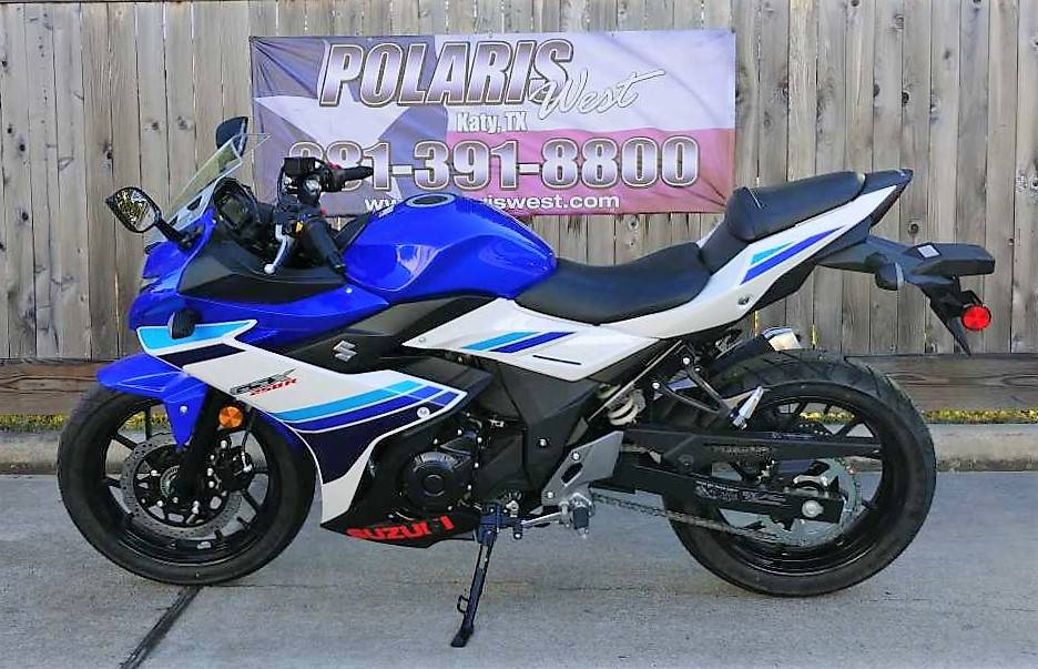 2019 Suzuki GSX250R ABS in Katy, Texas - Photo 4