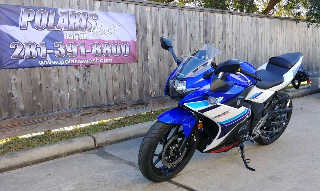 2019 Suzuki GSX250R ABS in Katy, Texas - Photo 6