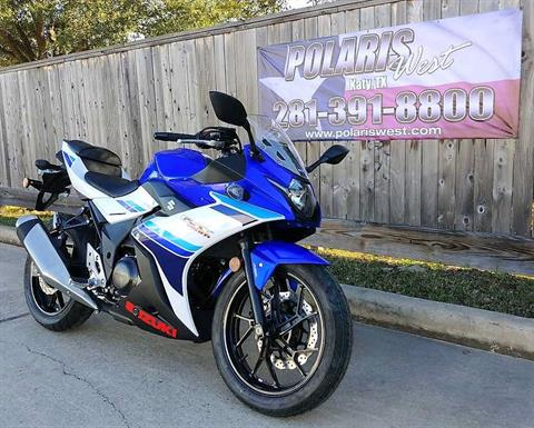 2019 Suzuki GSX250R ABS in Katy, Texas - Photo 2