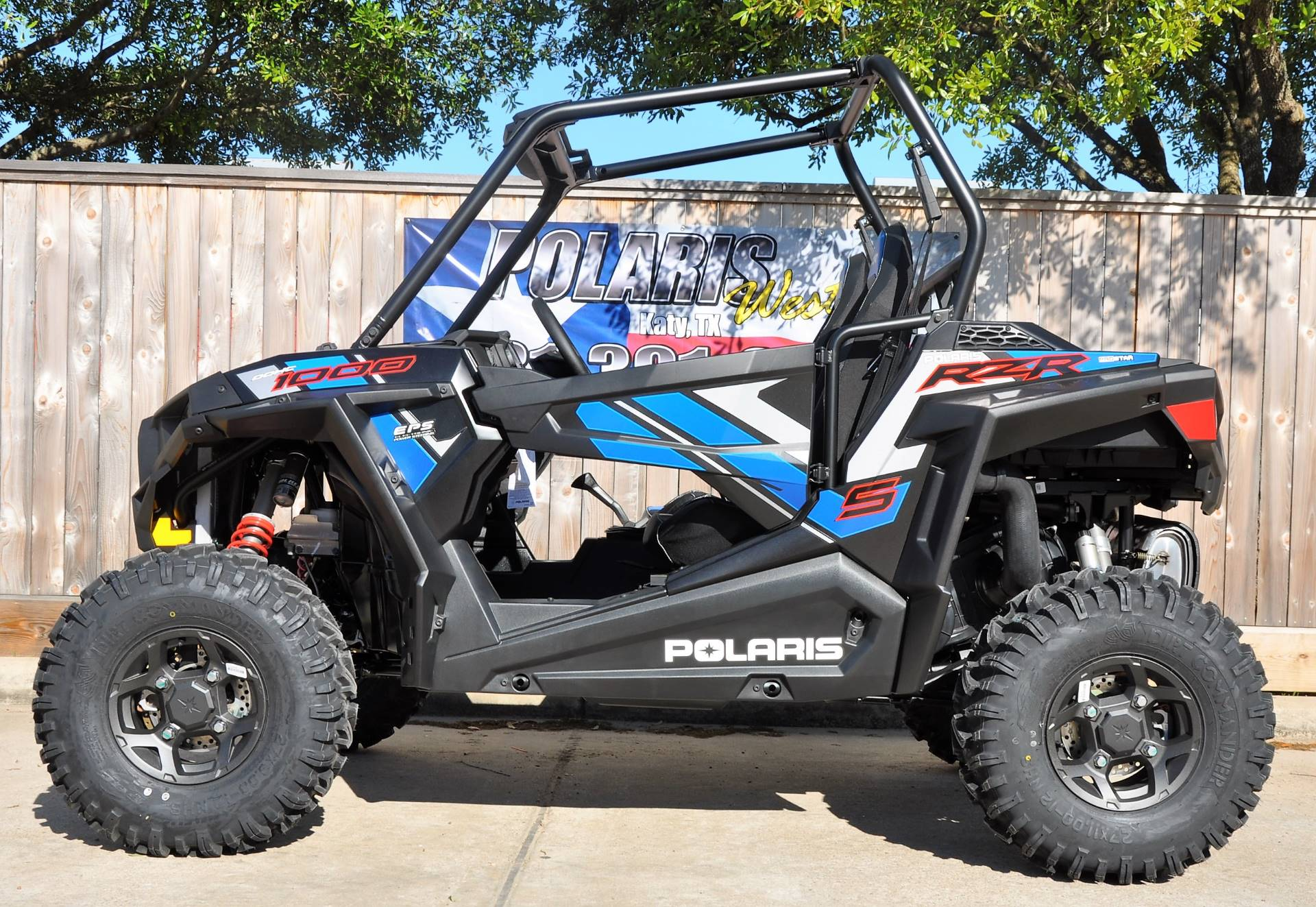 2017 Polaris RZR S 1000 EPS 1