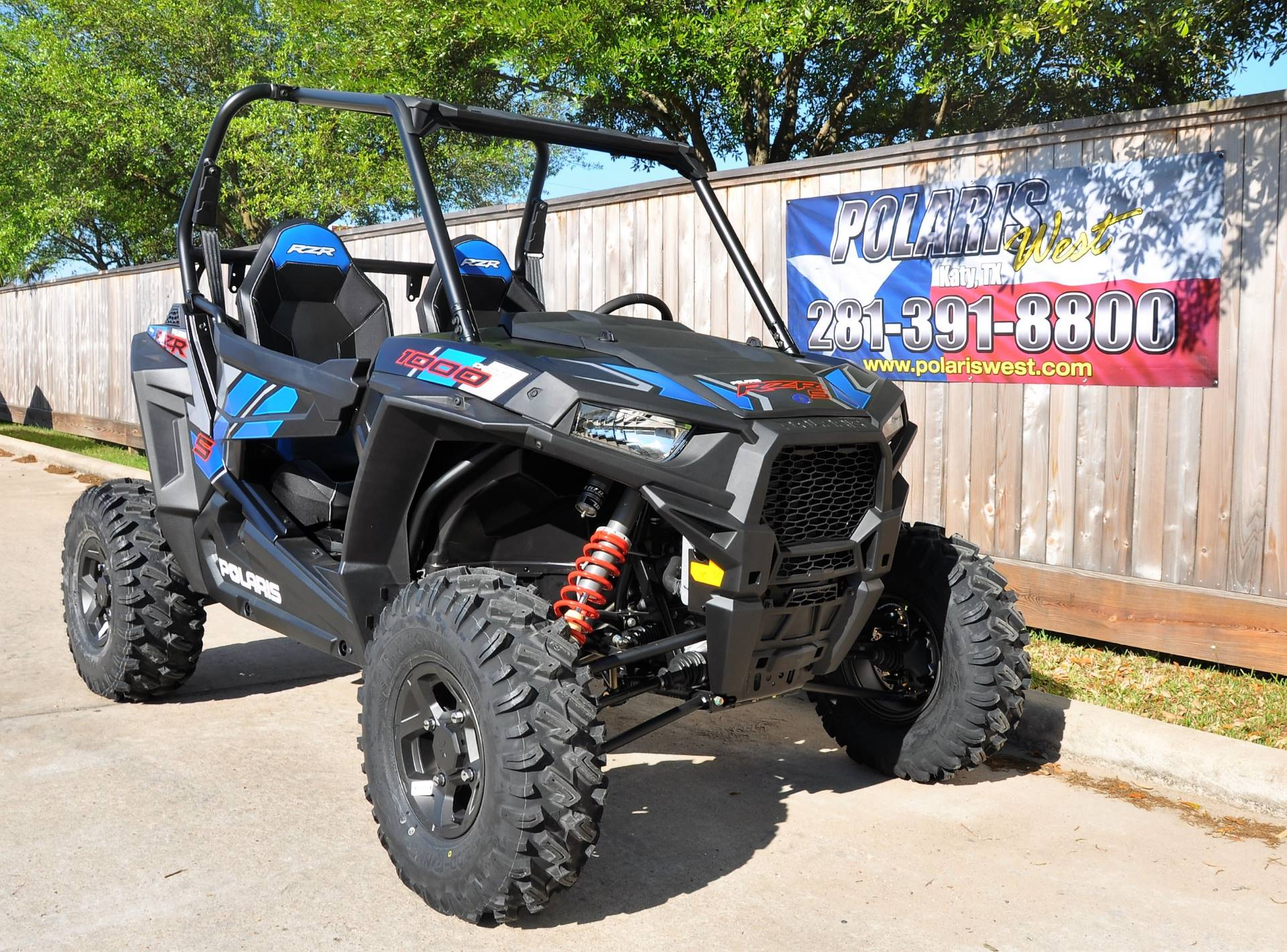 2017 Polaris RZR S 1000 EPS 4