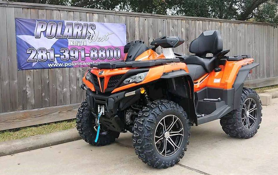 2019 CFMOTO CForce 800 XC in Katy, Texas - Photo 2