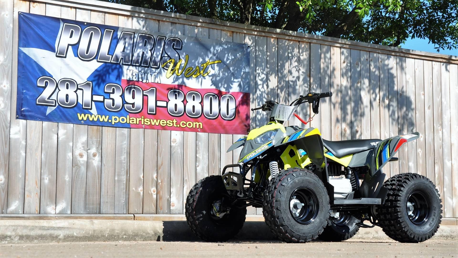 2018 Polaris Outlaw 110 4