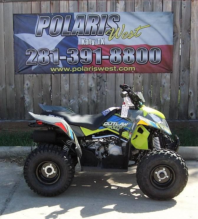 2018 Polaris Outlaw 110 6