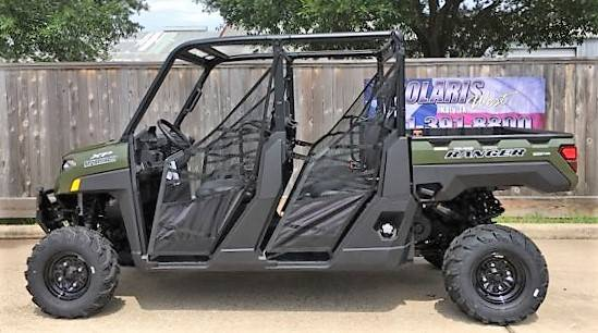 2019 Polaris Ranger Crew XP 1000 EPS in Katy, Texas - Photo 1