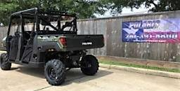 2019 Polaris Ranger Crew XP 1000 EPS in Katy, Texas - Photo 2