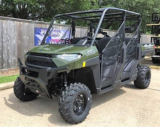 2019 Polaris Ranger Crew XP 1000 EPS in Katy, Texas - Photo 3
