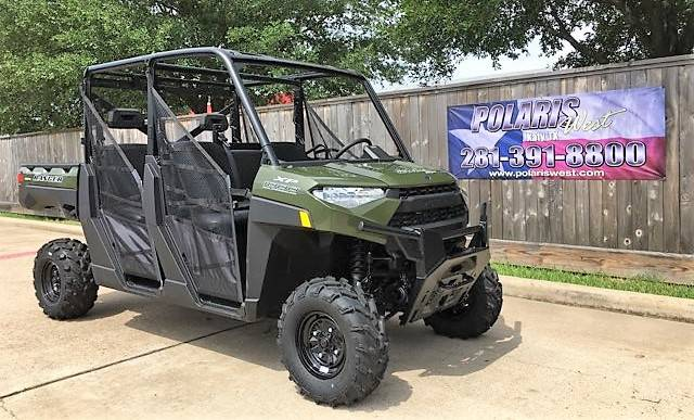 2019 Polaris Ranger Crew XP 1000 EPS in Katy, Texas - Photo 6