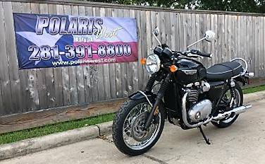 2018 Triumph Bonneville T120 in Katy, Texas - Photo 2