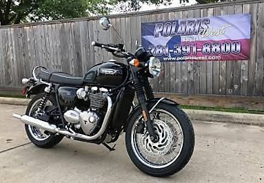 2018 Triumph Bonneville T120 in Katy, Texas - Photo 4