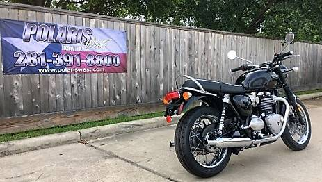 2018 Triumph Bonneville T120 in Katy, Texas - Photo 5
