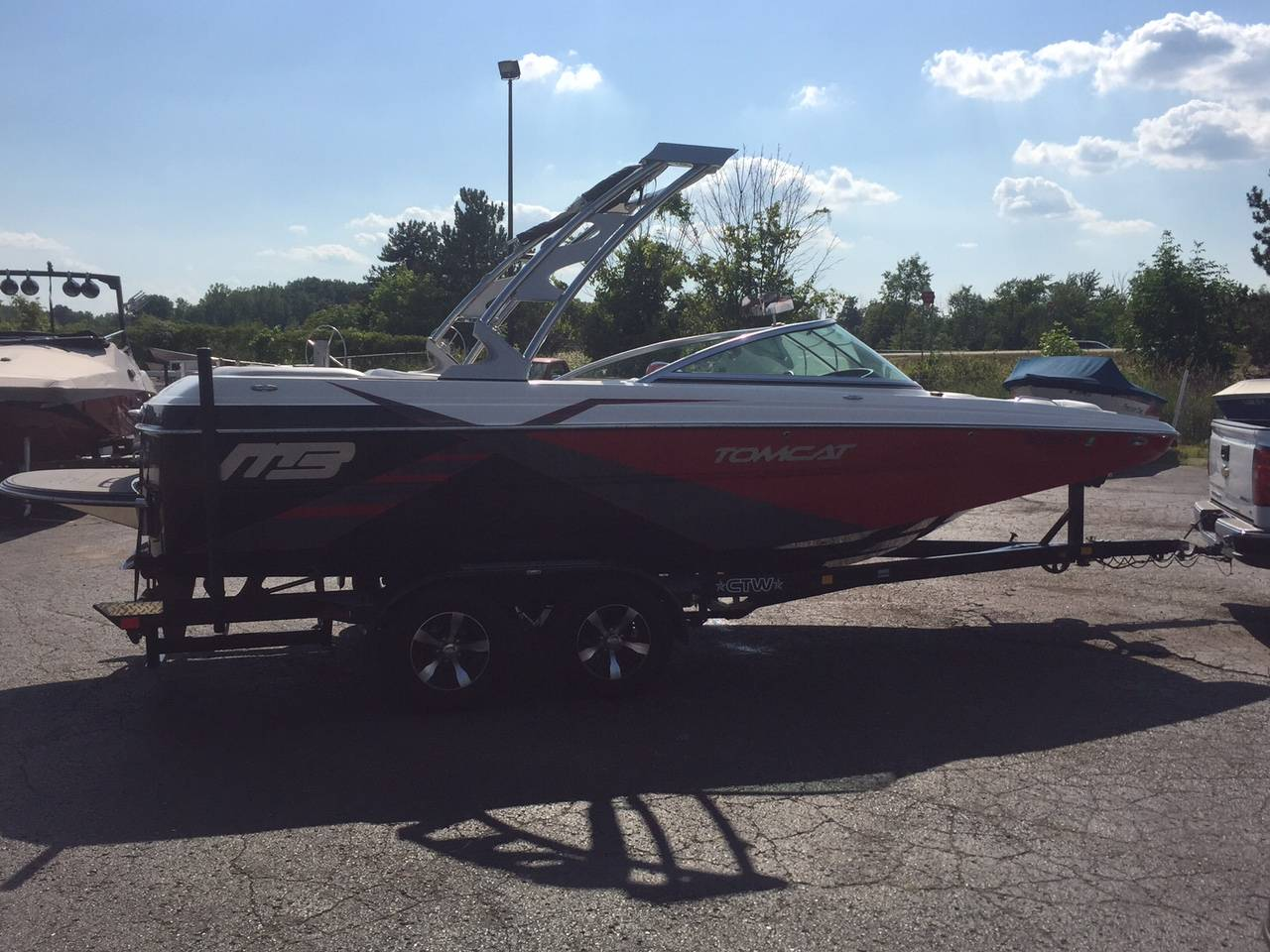 2013 MB Sports F21 TOMCAT in Fenton, Michigan