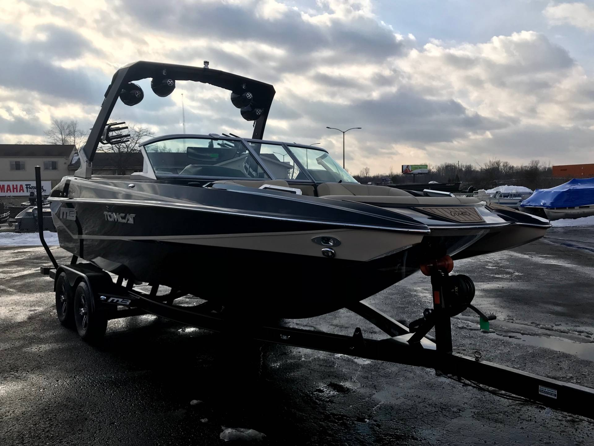 2018 MB Sports F21 TOMCAT in Fenton, Michigan