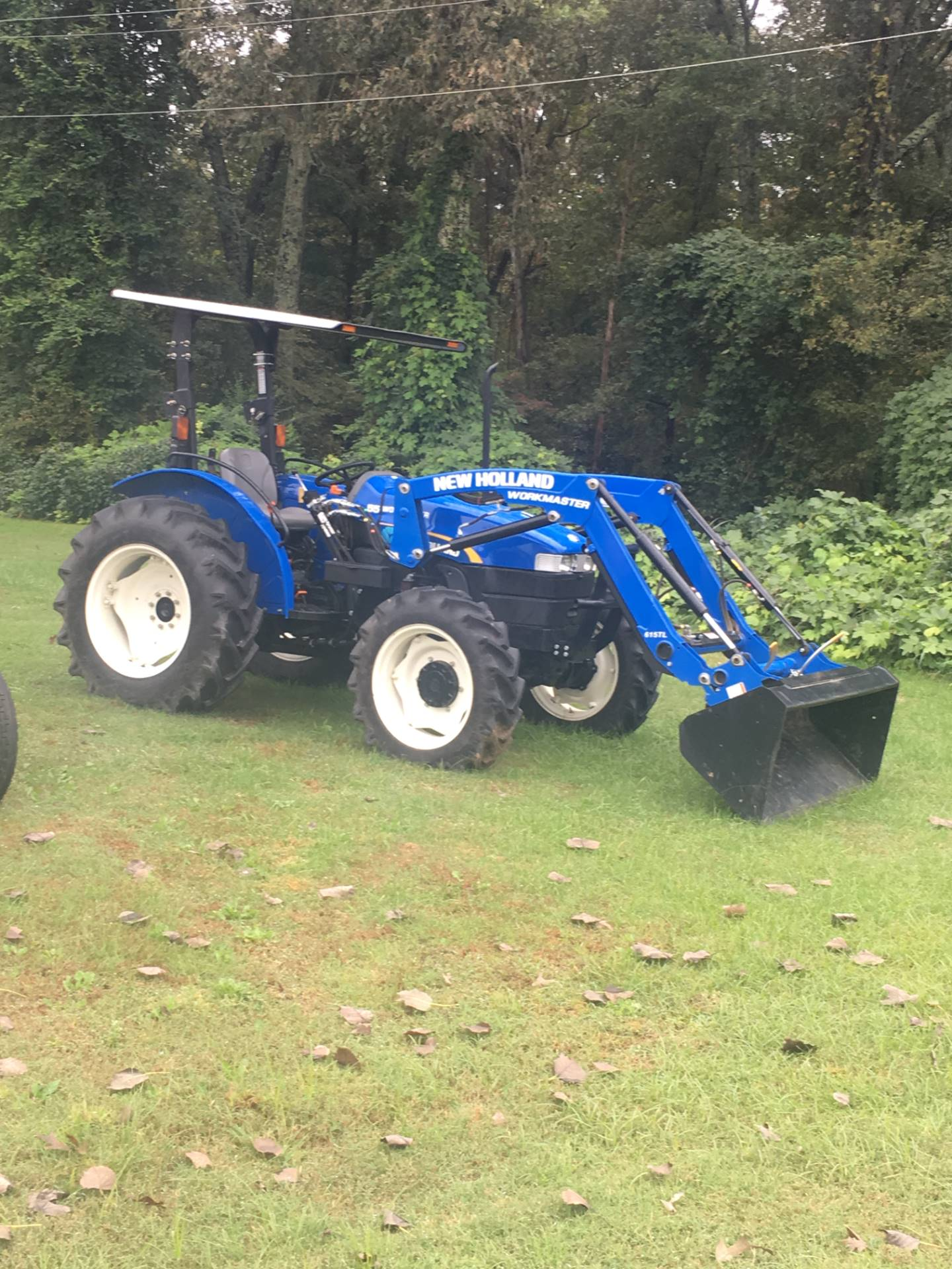 2013 New Holland WORKMASTER 55 in Bolivar, Tennessee