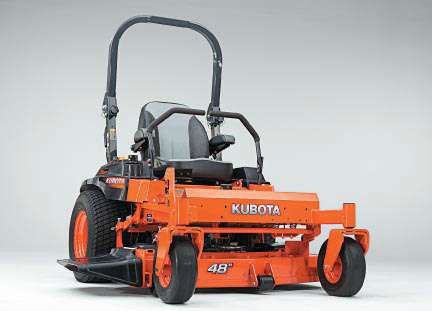 2014 Kubota Z725KH-60 in Bolivar, Tennessee - Photo 2