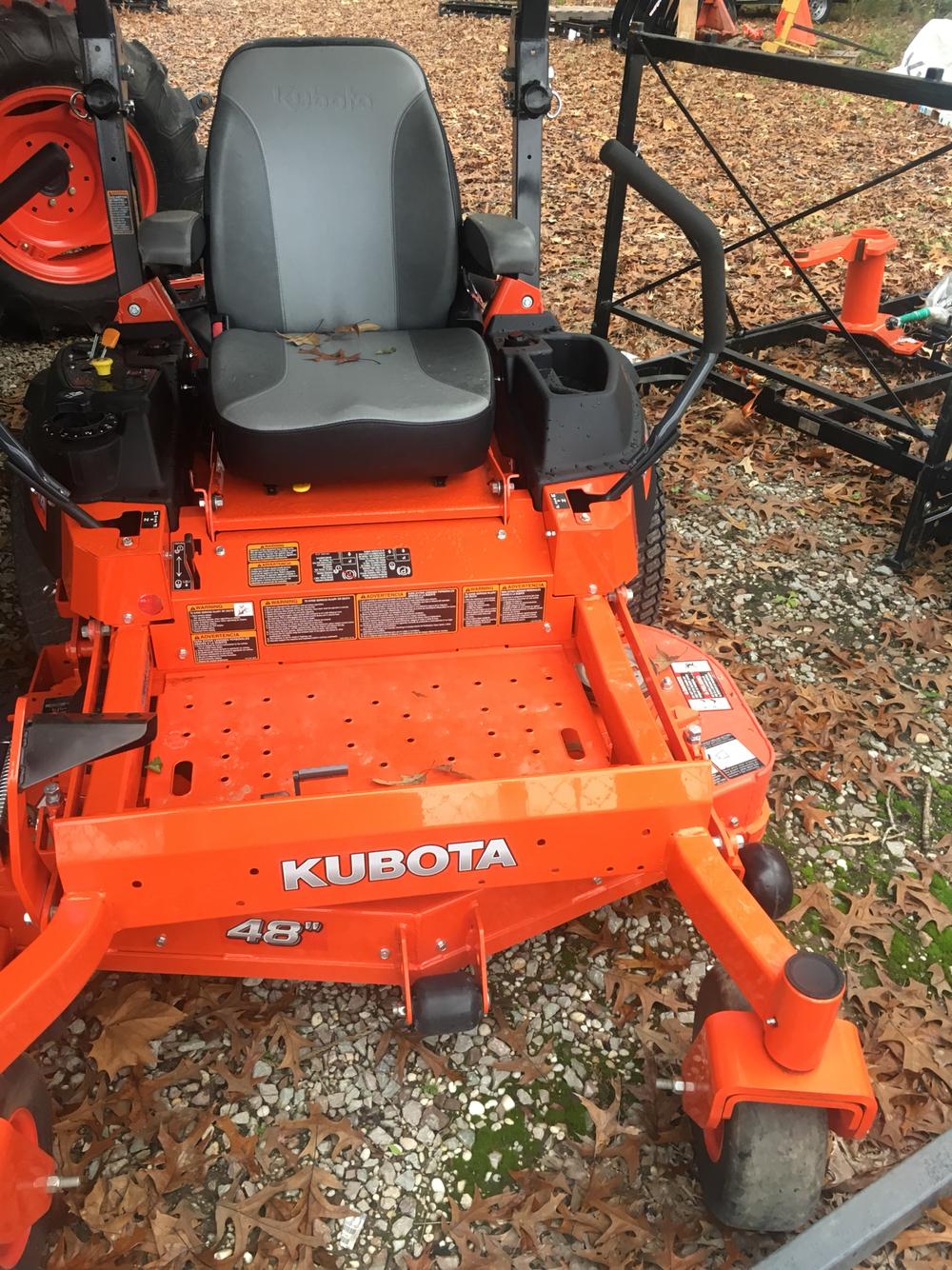 2016 Kubota Z724XKW-48 2