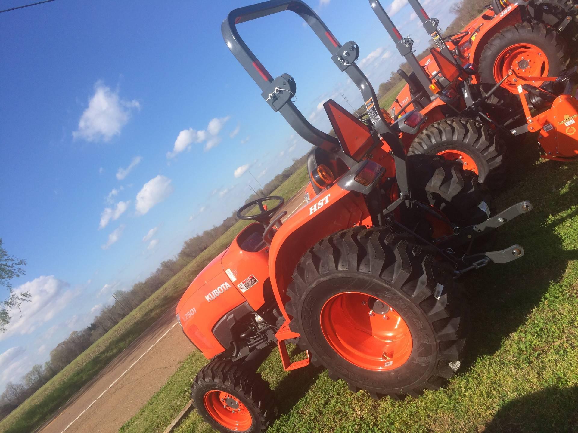 2017 Kubota L2501DT Tractors Bolivar Tennessee