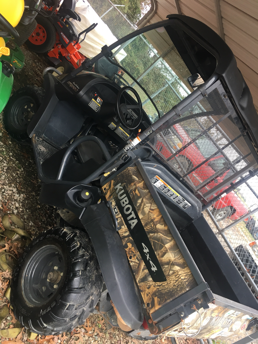 2012 Kubota RTV400CIR-A in Bolivar, Tennessee