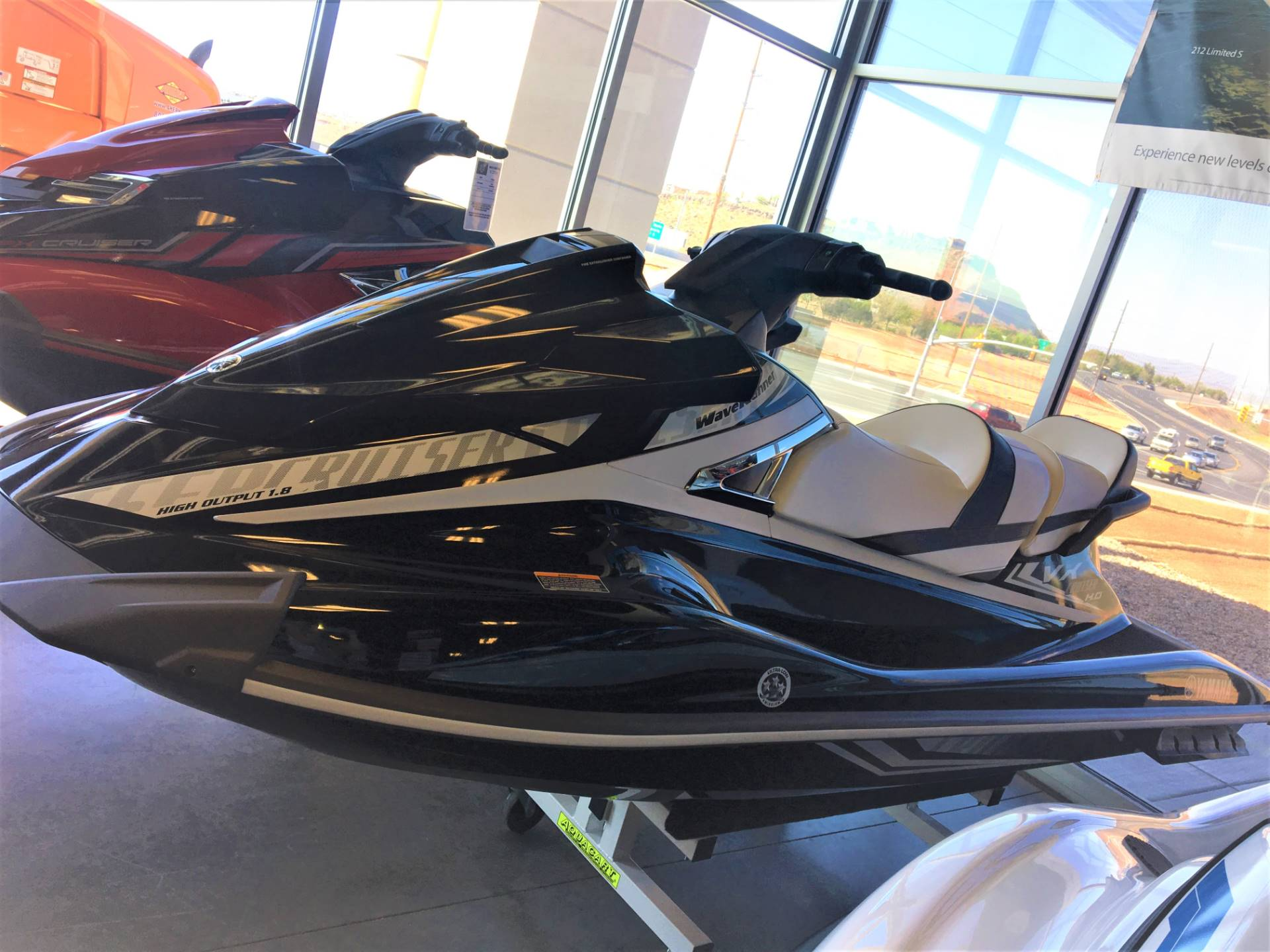 2016 Yamaha VX Cruiser HO for sale 118880