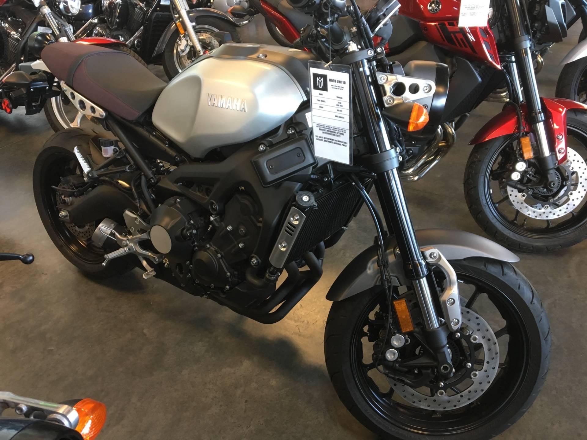 2016 Yamaha XSR900 for sale 100237