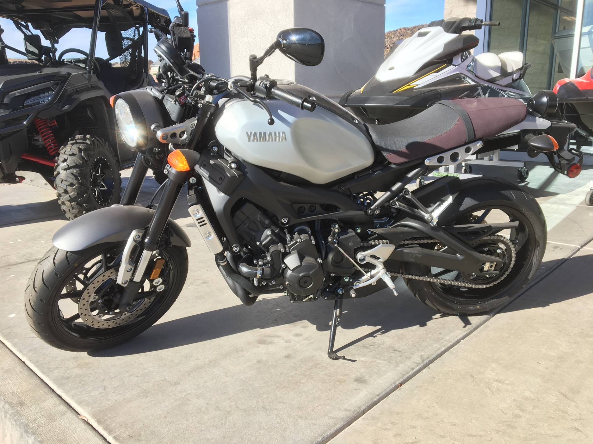 2016 Yamaha XSR900 for sale 133780