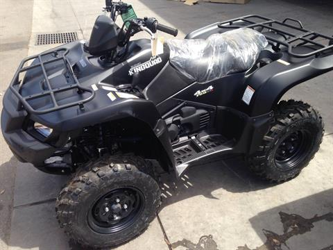 2016 Suzuki KingQuad 750AXi Power Steering Limited Edition in Saint George, Utah