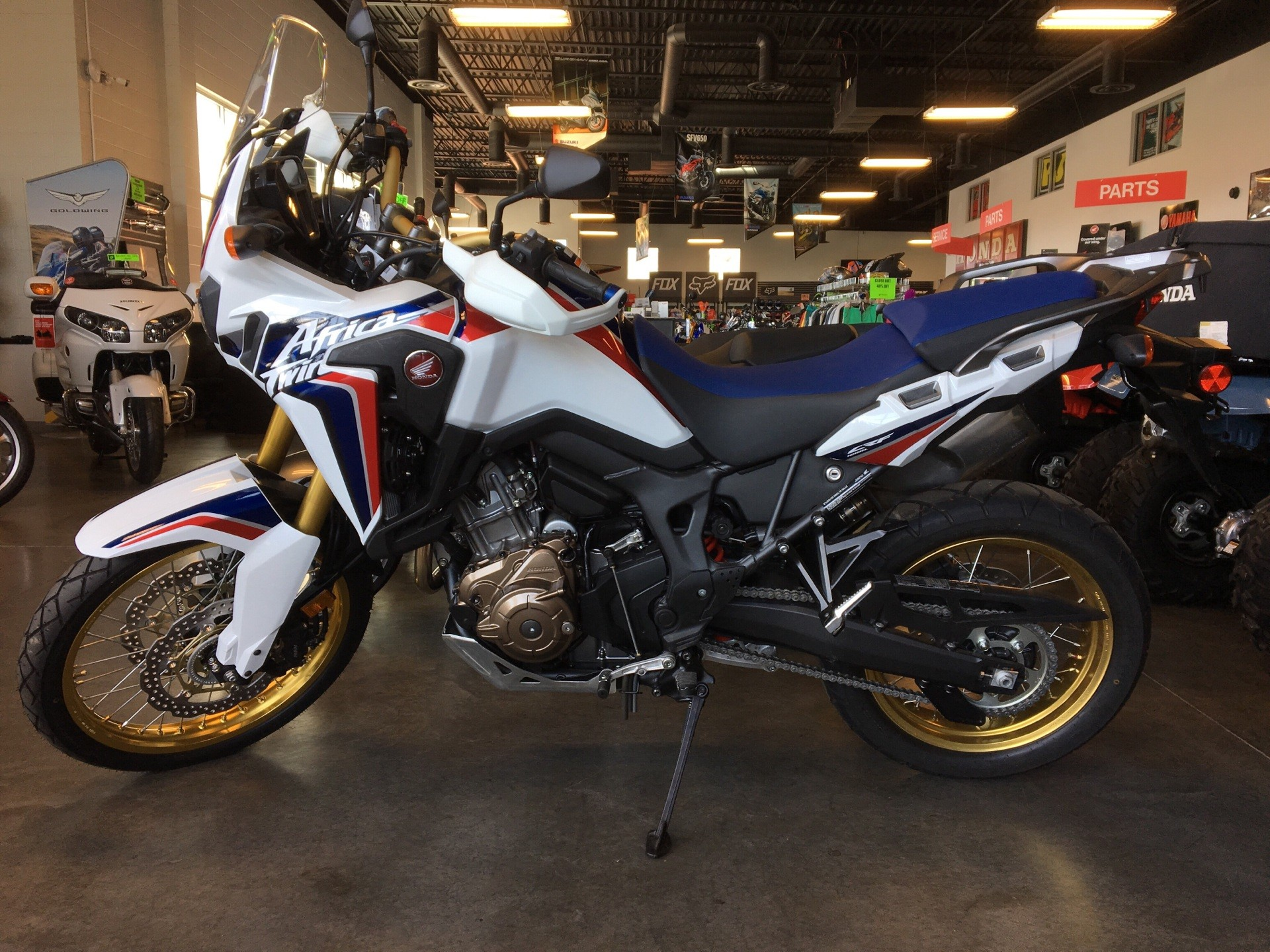 2017 Honda Africa Twin in Saint George, Utah