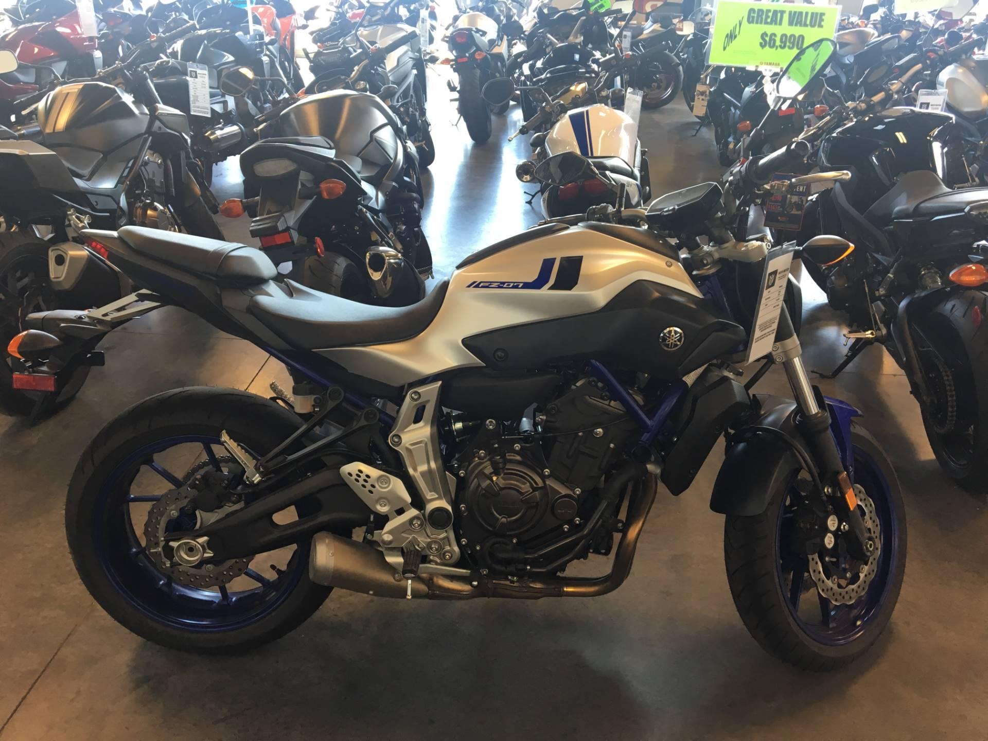 2016 Yamaha FZ-07 for sale 6421